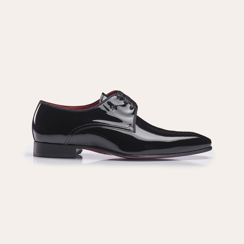 Greve Smoking Schuhe Ribolla Zwart  1161.88-001