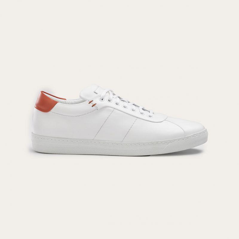 Greve sneaker Umbria White Napa