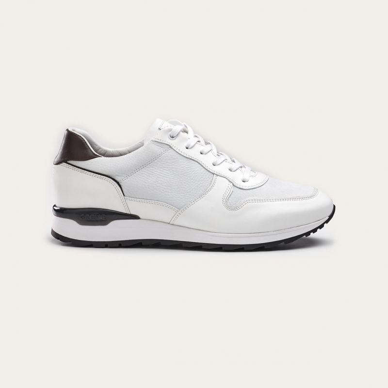 Greve Sneaker Fury White Nappa